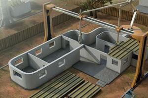 3D printing av hus